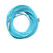 Telecommunication level LC MPO fiber patch cords OM4 OM3 coring glass fibre optic cables