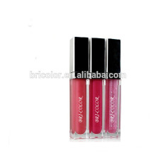 Regular Color Lip Gloss Packed In Tube With Led Light Cap