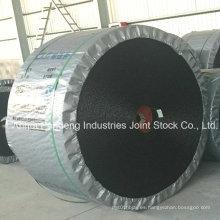 Aplicación de la banda transportadora de caucho / Ep en la mina de carbón