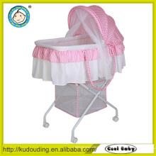 Plástico quente da cama de bebê da Europa da venda