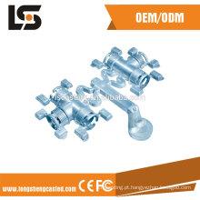 Produtos de fundição sob pressão moldados personalizados de alumínio Fábrica de fundição de liga de alumínio