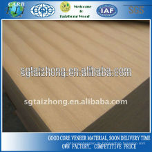 Fancy Plywood Burma Natürliches Teakholz Sperrholz