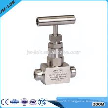 Fabricant en Chine Aiguille à gaz haute précision