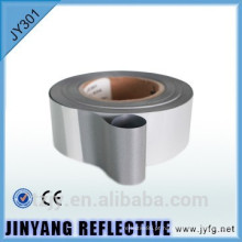 pavimento de fita marcação classe de película reflexiva prata PET 2