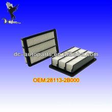 air filter 28113-2B000
