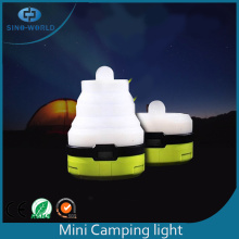Portable Silicon Led Camping Lantern