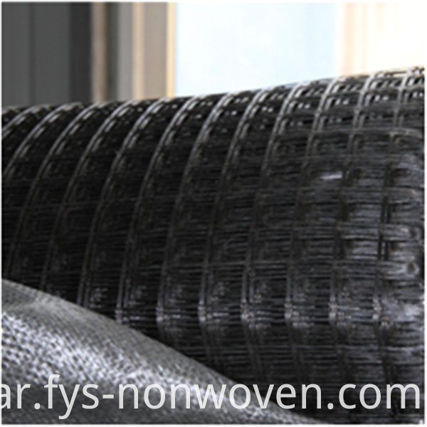 High strength Fiber Mesh