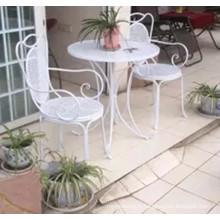 Mobilier d'extérieur Tables et chaises en métal pliant