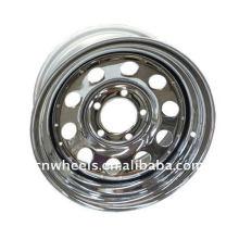 Roda de reboque utilitário reboque 12-16 polegadas com boa qualidade e preço competitivo