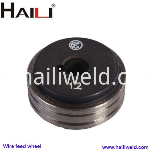 Wire feed wheel 1.2MM