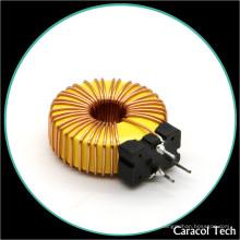 Potencia de anillo magnético anti-interferencia Inductor de núcleo verde