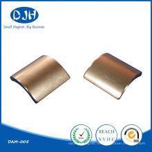 RoHS genehmigt starken kleinen Lichtbogen Neodyne Magnete Hersteller