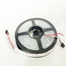 LED Pixel Strip WS2812B 5m 30LEDs/m 30IC/m White PCB Waterproof Dream Color Pixel LED Strip DC5V