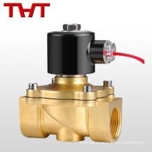 2 inch 24v brass water solenoid valve