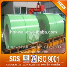 Bobine en aluminium PE PVDF enrobée de couleurs pour la décoration de toiture