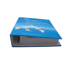 High Quality Fancy Hardcover Loose Leaf Book Printing