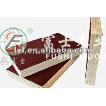 Buena calidad de la madera contrachapada impermeable 1220 * 2440mm * 18m m