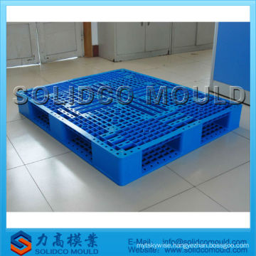 plastic injection mould of pallet mould