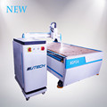 Leather Cutting CNC Router with Oscillating Knife