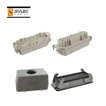 Conectores de cabos de câmara quente de componentes de moldagem por injeção