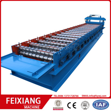 Rolling shutter door forming machines