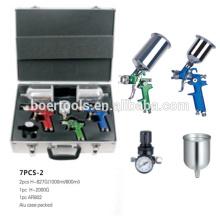 7pcs HVLP Spritzpistole Kit 7PCS-2