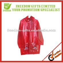 Werbeartikel PVC-Regenbekleidung