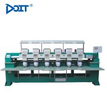 DT 915F DOIT Industrial 15 Head plana lentejuelas bordado precio de la máquina
