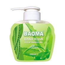 Jabón de manos líquido Aloes 300ml
