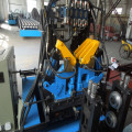 Z-purlin precision roll rolling machine