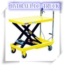 Caminhão Elevador Hidráulico