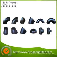 Raccord de tuyau sans couture en acier au carbone ASME DIN JIS