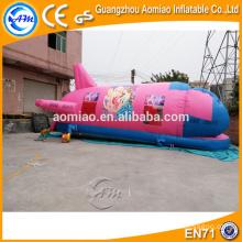 Maison de rebond gonflable de l'arche de Noel géante à vendre