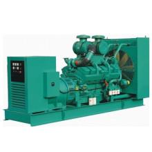 Dual-Fuel Generator Set mit Perkins Engine