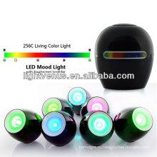 256 живых цветов Цвет LED свет