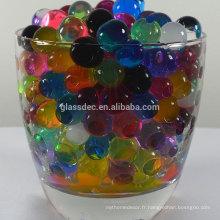 Perles polymères absorbant l'eau