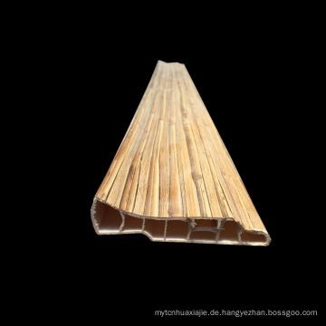 Laminatboden Zubehör Dekorative PVC Sockelleiste