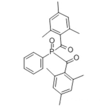 Fotoiniciador 819 Óxido de fenilbis (2,4,6-trimetilbenzoil) fosfina CAS 162881-26-7