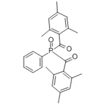 光開始剤819フェニルビス(2,4,6-トリメチルベンゾイル)ホスフィンオキシドCAS 162881-26-7