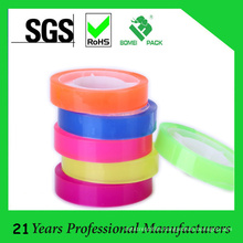 25mm Length Colorful Stationery Tape