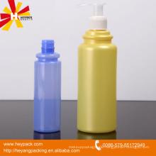 Popular 100/300ml unique shaped plastic bottle for sale