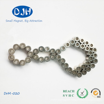 Ring Shaped Strong Power Sintered NdFeB Ring Magnets