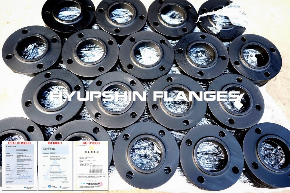 Hyupshin Flanges Slip On Sorf
