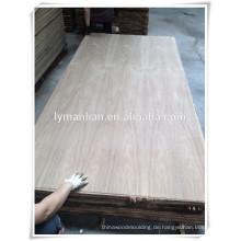 4mm Burma natürliches Teak Furnier Sperrholz für Indien