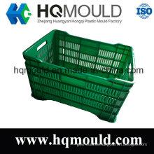 Molde plástico personalizado del cajón para embalar y molde de la caja de almacenamiento