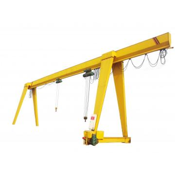 16Ton Single Beam Elektroportalkran Preis Sale