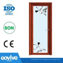 China Hersteller Standardgröße Aluminium Tür und Fenster-design