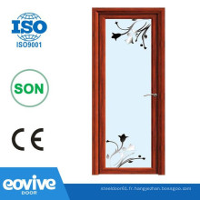 Fabricant de la Chine taille Standard en aluminium portes et fenêtres design