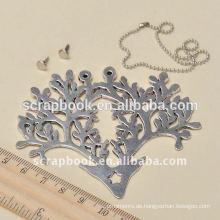 Wholesale Metall Wand Dekor/schöne Hirsche Metall pendent