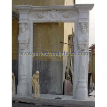 Stone Marble Granite Arch Doorway for Archway Door Surround (DR041)